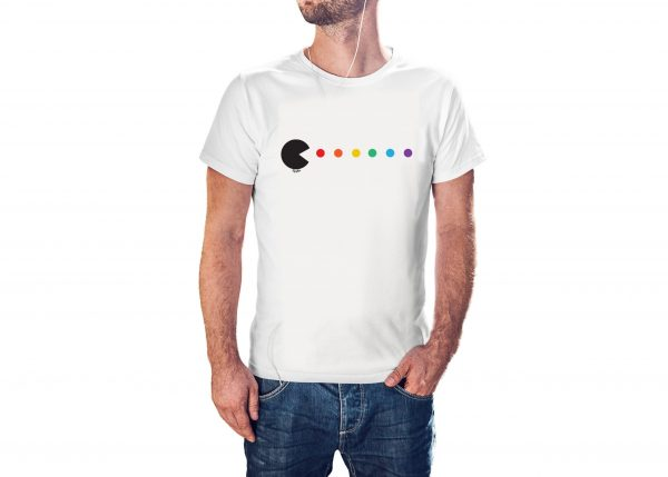 Camiseta LGBT Come Cocos