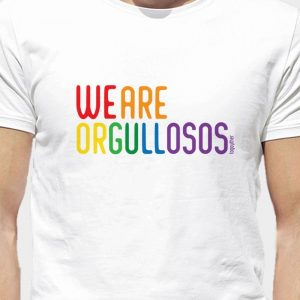 Camiseta LGBT We Are Orgullosos
