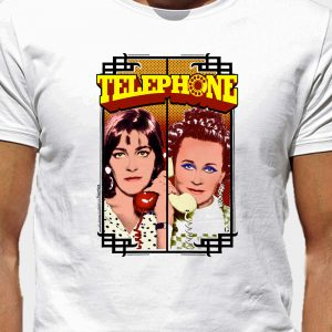 Camiseta Telephone Mujeres al borde...