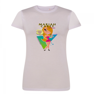 camiseta mariah carey